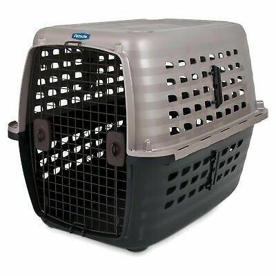 $54.99 • Buy Petmate Navigator Kennel Dog Crate Plastic Travel Airline Pet Carrier Large Lbs