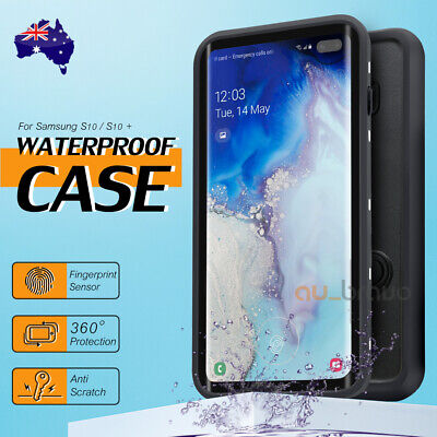 AU16.95 • Buy For Samsung S21 S20 S10 Plus Note 20 Shockproof Case Tough Waterproof Snowproof