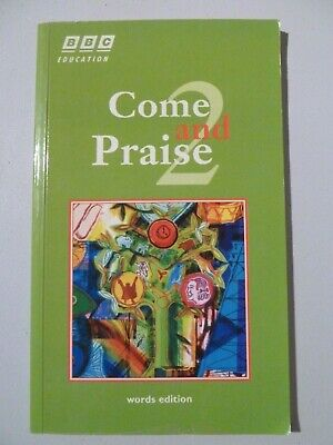BBC Education Come And Praise 1 Words Edition 1996 • 9.99£