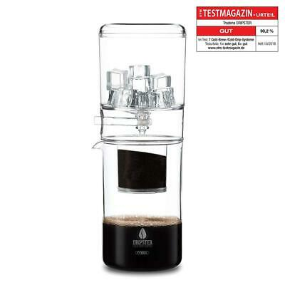 View Details DRIPSTER Cold Brew Dripper (4 Cups / 600ml), Drip Coffee Maker For...  • 59.88£