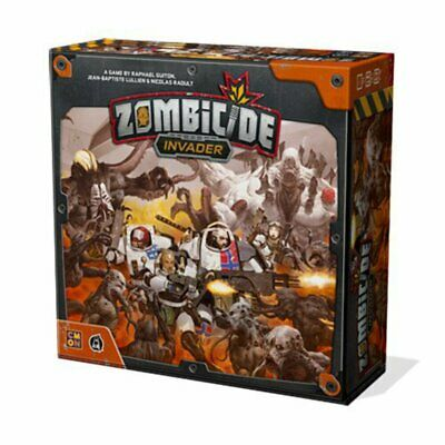 AU156.95 • Buy Zombicide Invaders Board Game NEW