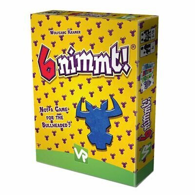 AU22.95 • Buy 6 Nimmt Card Game NEW