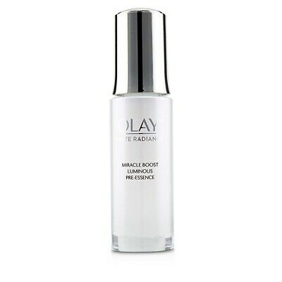 AU50.76 • Buy Olay White Radiance Miracle Boost Luminous Pre-Essence 30ml Womens Skin Care