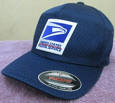 cbea4469 USPS Postal Athletic Mesh Cap By Yupoong • 17.95$