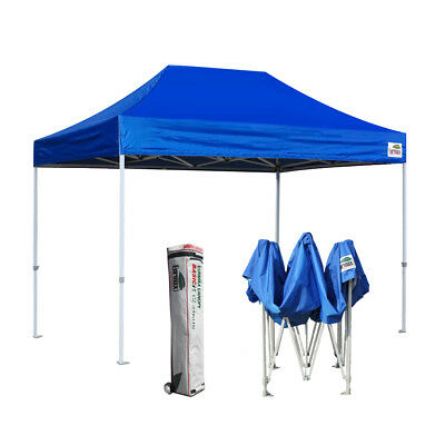 $195 • Buy Ez Pop Up Party Sport Canopy 8x12 Wedding Tent Gazebo Instant Shade Tent Shelter