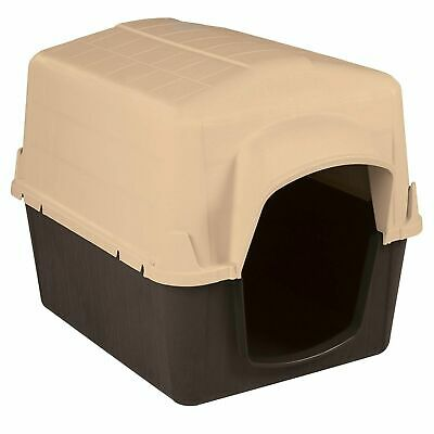 $114.99 • Buy Dog House Pet Barn Outdoor Shelter Large Weather Cage Home Resistant Waterproof