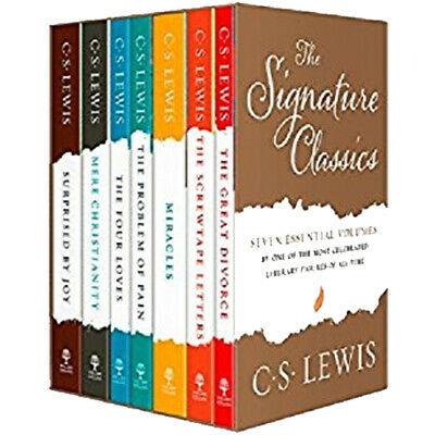 £16.47 • Buy The Complete C. S. Lewis Signature Classics 7 Books Collection Set NEW