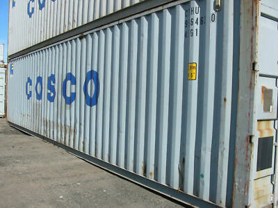 AU5420 • Buy Cheap 40ft Cargo Worthy Shipping Container In Melbourne