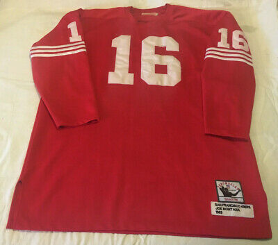 49ers Throwback Jersey | Compare Prices on  for sale
