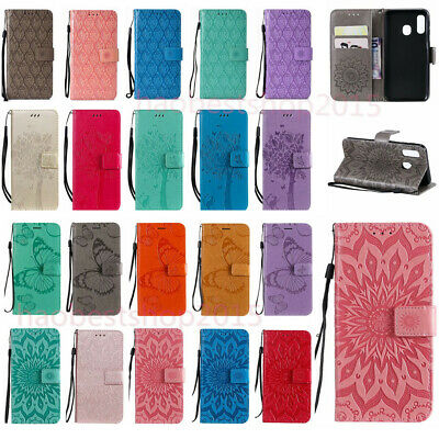 AU9.75 • Buy For Sony Xperia Z5 E5 XA XA1 XA2 UItra Leather Wallet Holder Case SINK Cover