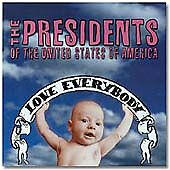 The Presidents Of The United States Of America - Love Everybody (2005)  CD  NEW • 4.21£
