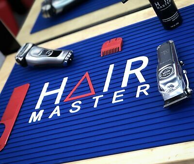 $25 • Buy Har Master Barber Station Mat - Blue $25.00