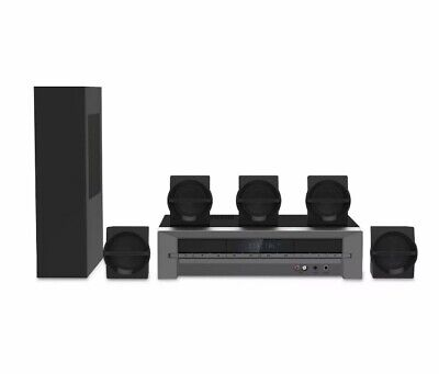 $128.95 • Buy Blackweb 1000-Watt 5.1 Channel Receiver Home Theater System With BT - Brand New
