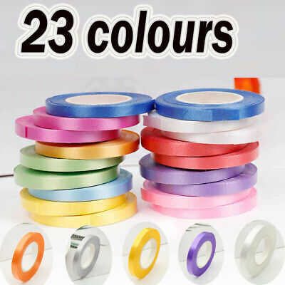 10M Tie String Color Balloon Ribbon Ballon Weight Gift Wrap All Decoration Fancy • 1.49£