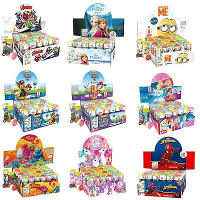 £6.99 • Buy Bubble Blowing Tubs Childrens Party Bag Stocking Filler Toys