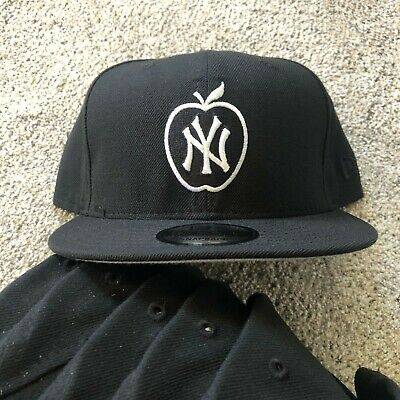 49222418e New York Yankees New Era MLB 5950 59FIFTY Snapback Hat Baseball Cap • 18.99$