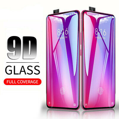 $2.15 • Buy 9D Tempered Glass Screen Protector Film For Xiaomi Redmi Note 8 Pro K20 A3 Lite
