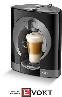 $259.90 • Buy  Krups Capsule Coffee Machine Nescafe Dolce Gusto Oblo Black New