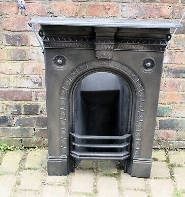 Victorian Combination Fireplace • 275£