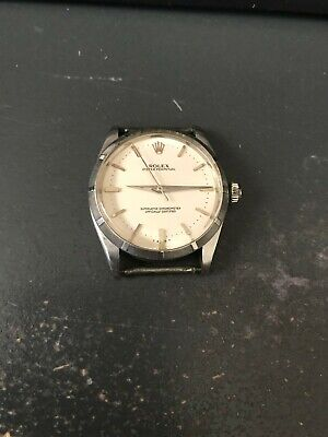 $ CDN2283.73 • Buy ROLEX VINTAGE 1003 Oyster Perpetual 34MM WHITE DIAL C. 1960's