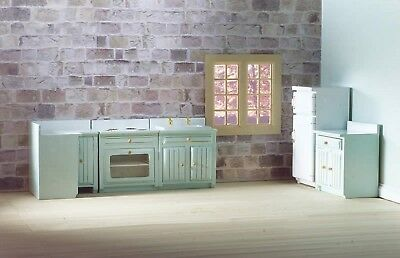 Dolls House Miniature Emporium 1/12th Scale Fitted Kitchen Set 5384 • 28.29£