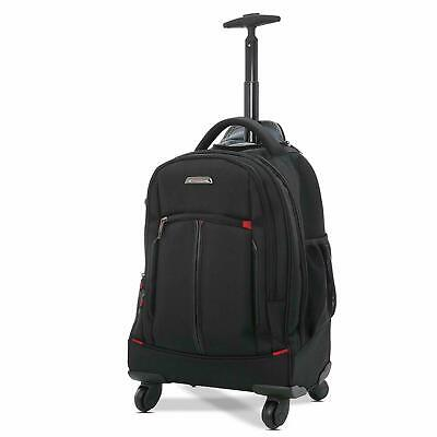 £44.99 • Buy Executive Cabin Luggage 4 Wheeled Business Case Office Laptop Rucksack Backpack
