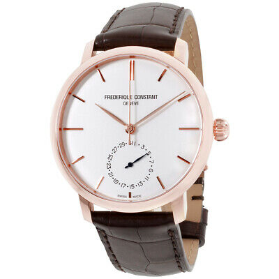 Frederique Constant FC-710V4S4 Men's Manufacture Slimline Automatic 42mm Watch • 1,079$