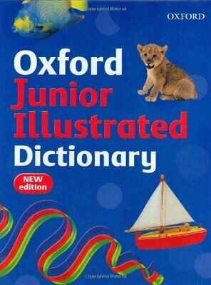 £3.34 • Buy Oxford Junior Illustrated Dictionary (2007 Edition)-Sheila Dignen