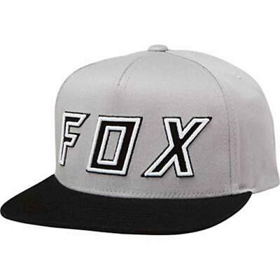 premium selection 5fd1c c9b41 Boy s Fox Grey Black Youth Posessed Snapback Hat • 26.95