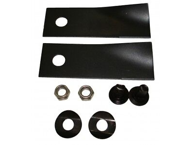 Rover Blade & Bolt Kit Fits 18  & 20  Lawnmowers Quality Replacement Part • 9.50£