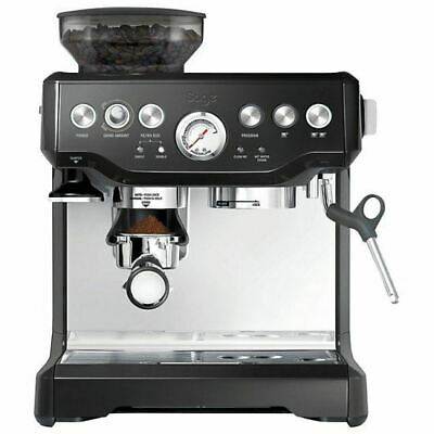 View Details Sage The Barista Express Espresso Coffee Maker Machine BES875UK Black £599 • 324.99£
