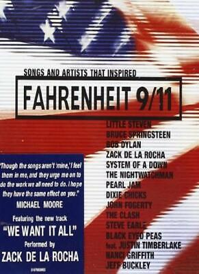 AU9.53 • Buy Songs And Artists That Inspired Fahrenheit 9/11.