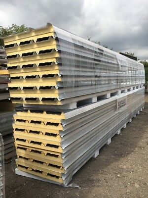 £192 • Buy Insulated Roofing Sheets, Roof Sheets, Insulated Panels, Kingspan, TATA