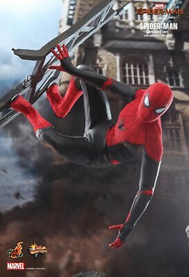 AU403.59 • Buy Hot Toys 1/6 MMS542- Spider-Man: Far From Home - Spider-Man (Upgraded Suit)