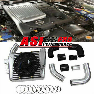 AU599 • Buy Top Mount Intercooler Kit For Nissan Patrol Gu Zd30 Gu30di-t 3.0l Diesel Upgrade