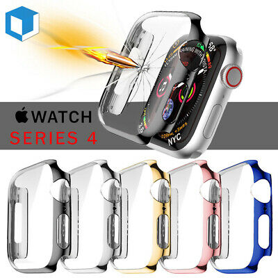 $ CDN3.93 • Buy Apple Watch Series 4 Full Protective Case& Screen Protector Cover IWatch 40/44mm