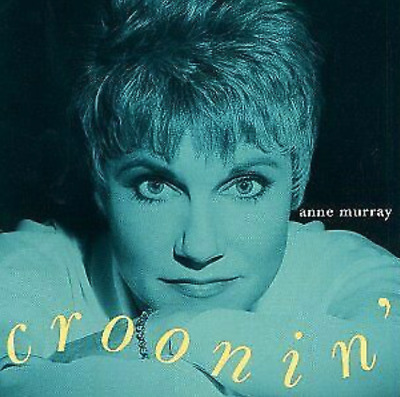 Croonin, Murray, Anne,(CD) - **DISC ONLY** • 2.75$
