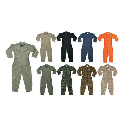 $53.99 • Buy Military Flight Suit Camo Work Coveralls Air Force Overalls Utility Jumpsuit