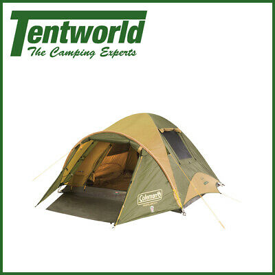 AU169.90 • Buy Coleman Traveller 3 Person Dome Camping Tent Outdoor Shelter