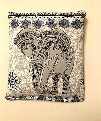 £8.99 • Buy Elephants Microwave Lavender & Organic Wheat Bags For Relaxation & Pain Relief