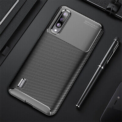 $3.69 • Buy For Xiaomi Mi 9 Lite 9 SE 9T Pro Slim Carbon Fiber Hybrid Soft TPU Case Cover