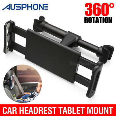 AU19.95 • Buy Universal Car Seat Back Headrest Mount Holder For 4.4~11  IPad Phone Tablet