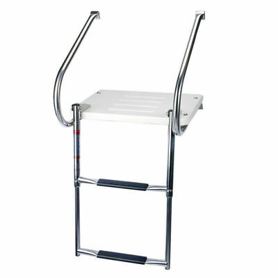 used boat ladders