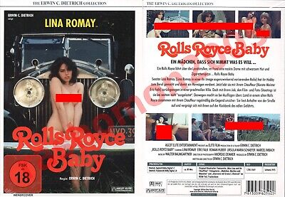 £19.99 • Buy DVD ROLLS ROYCE BABY 1975 Lina Romay Exploitation Grindhouse Uncut Region 2 NEW