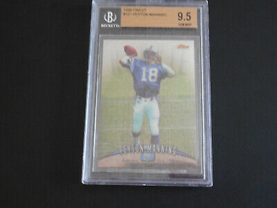 Manning Rookie Card