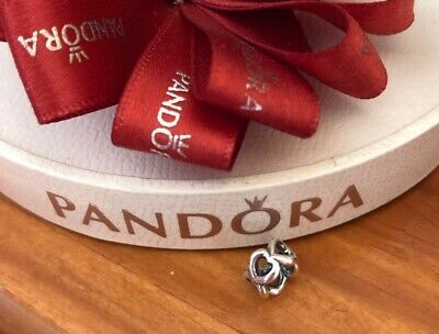 AU18 • Buy Pandora Sterling Silver Open Heart Spacer Charm 790454 Authentic Ale 925