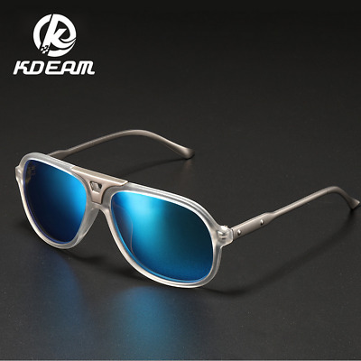AU13.24 • Buy KDEAM Men Women Polarized Sunglasses Outdoor Driving Night Vision Glasses