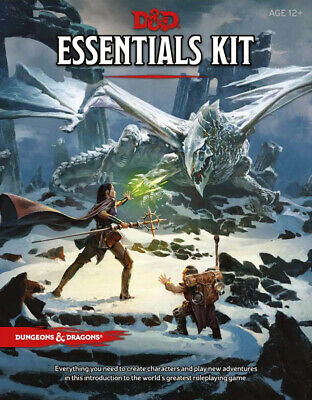 AU44.95 • Buy Dungeons & Dragons Essentials Kit NEW
