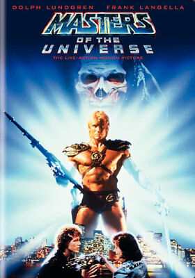 $15.64 • Buy Masters Of The Universe (DVD,1987) (ward109843d)