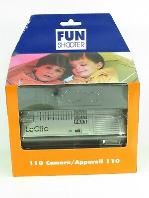 $ CDN39.95 • Buy Vintage LE CLIC Camera 110 FunShoot FS-11 New In Box